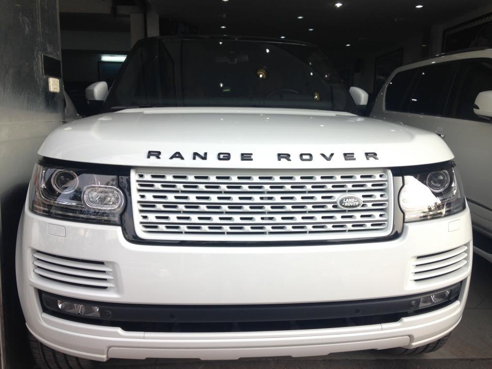 Xe LandRover Range rover 5.0 AutoBioGraphy 2015
