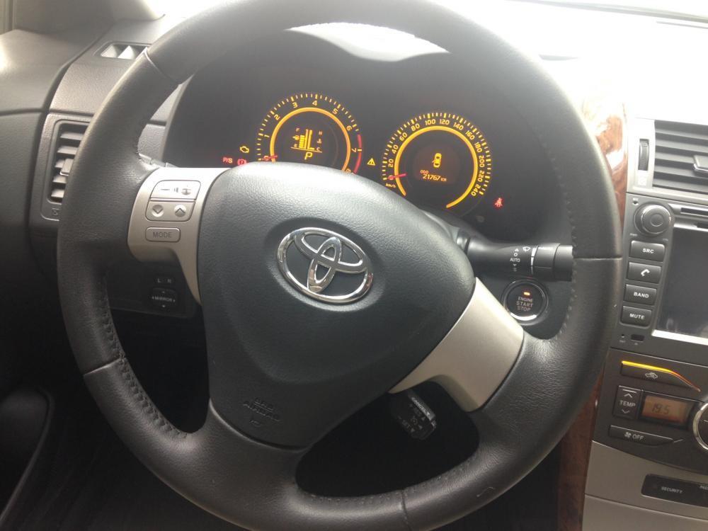 Xe Toyota Corolla 1.6 2011