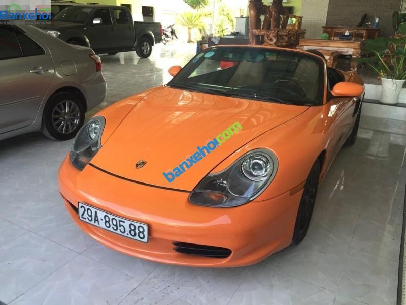 Xe Porsche Boxster 2.7 2003
