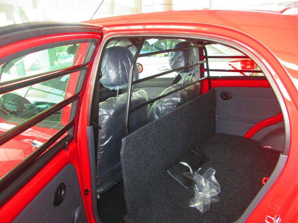 Chevrolet Spark Van – Tiết kệm tối đa nhiên liệu, động cơ 3 máy 0.8L