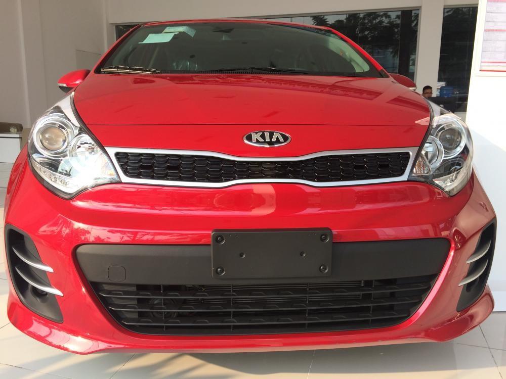 Cần bán Kia Rio GATH đời 2016, màu nâu, nhập khẩu chính hãng