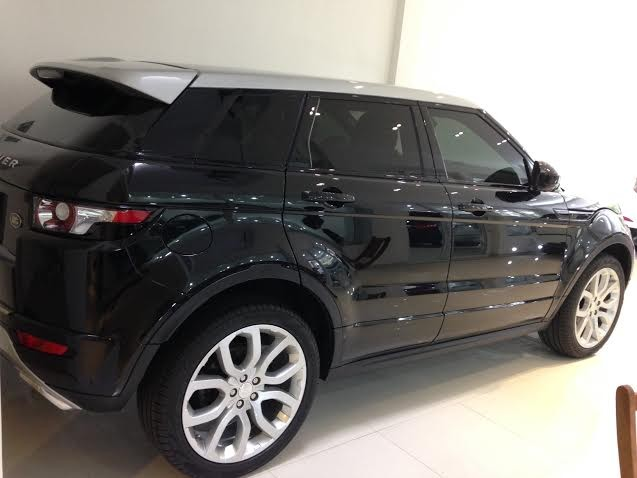 Xe LandRover Evoque 2.0 Limited 2015