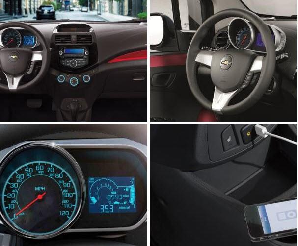 Bán xe Chevrolet Spark LTZ đời 2016, mới 100%, giá tốt nhất thị trường Miền Nam