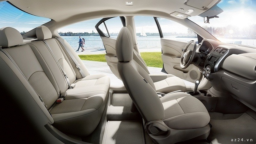 Xe Nissan Sunny XV 2015