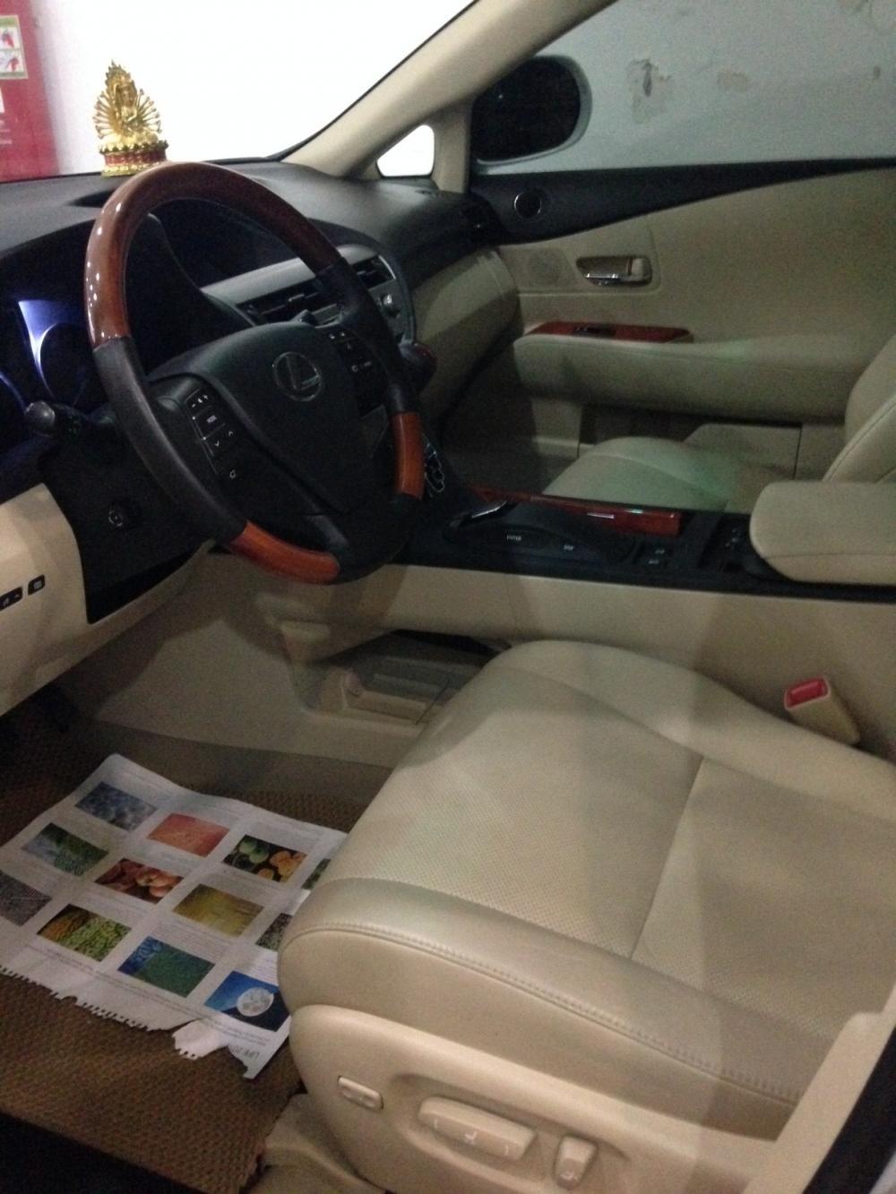 Xe Lexus RX 350 2011