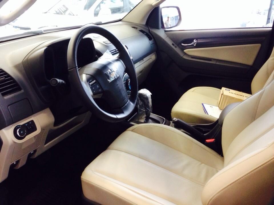Xe Chevrolet Colorado 2.8 LTZ AT  2015