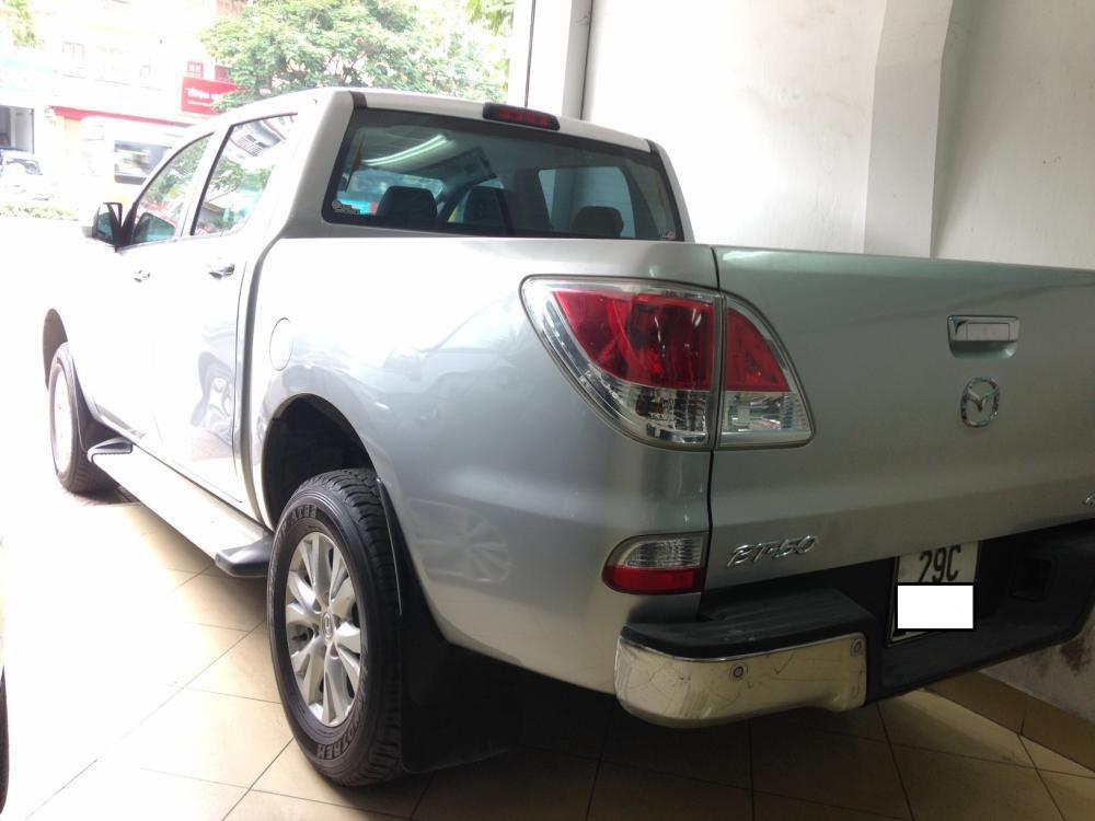 Xe Mazda BT 50 4X4 3.2   2014