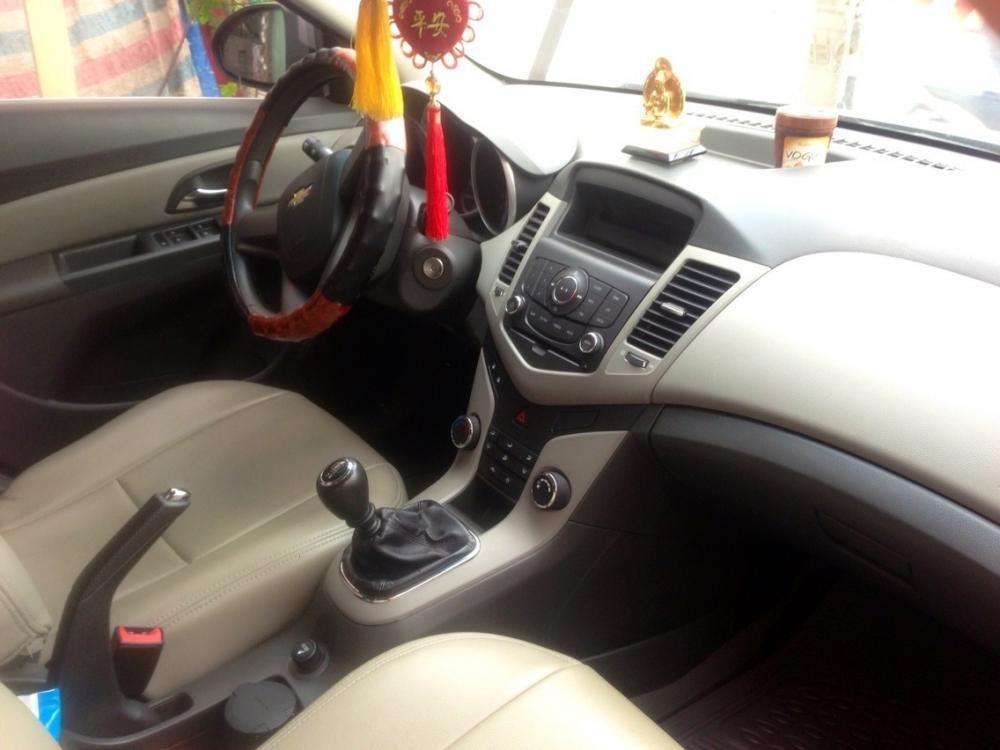 Xe Chevrolet Cruze  2011