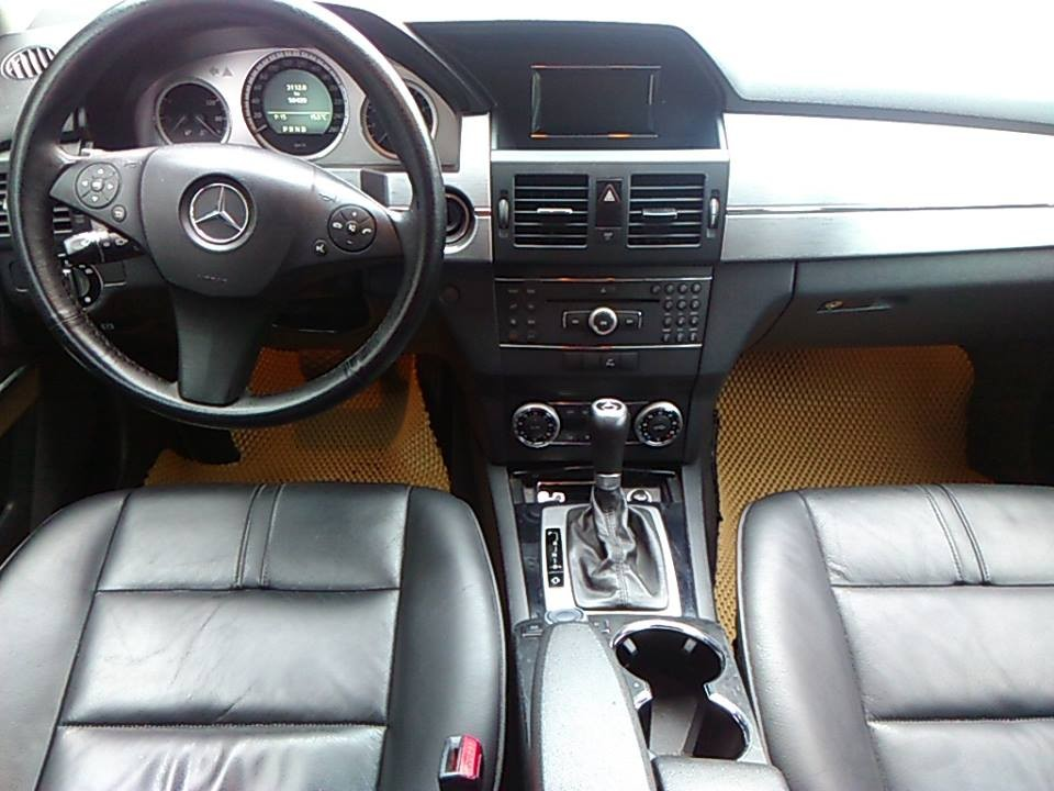 Xe Mercedes-Benz GLK Class   2009