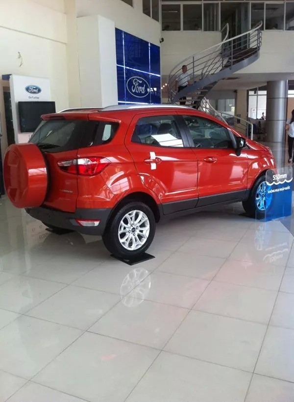 Xe Ford EcoSport   2015