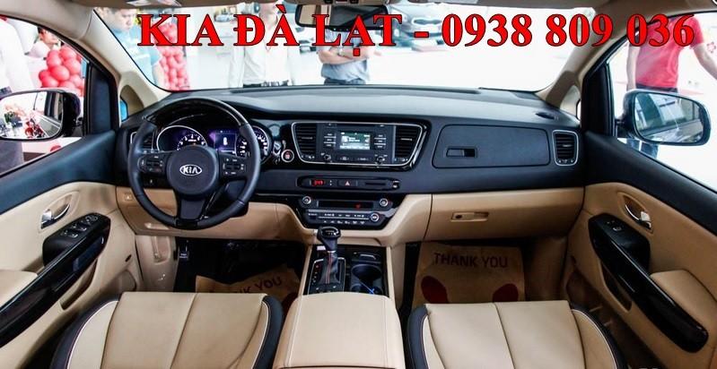 Cần bán xe Kia Sedona GATH đời 2016 - hiện đại và tiện nghi