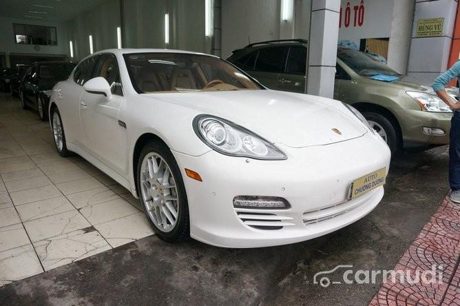 Xe Porsche Panamera 4S 2010