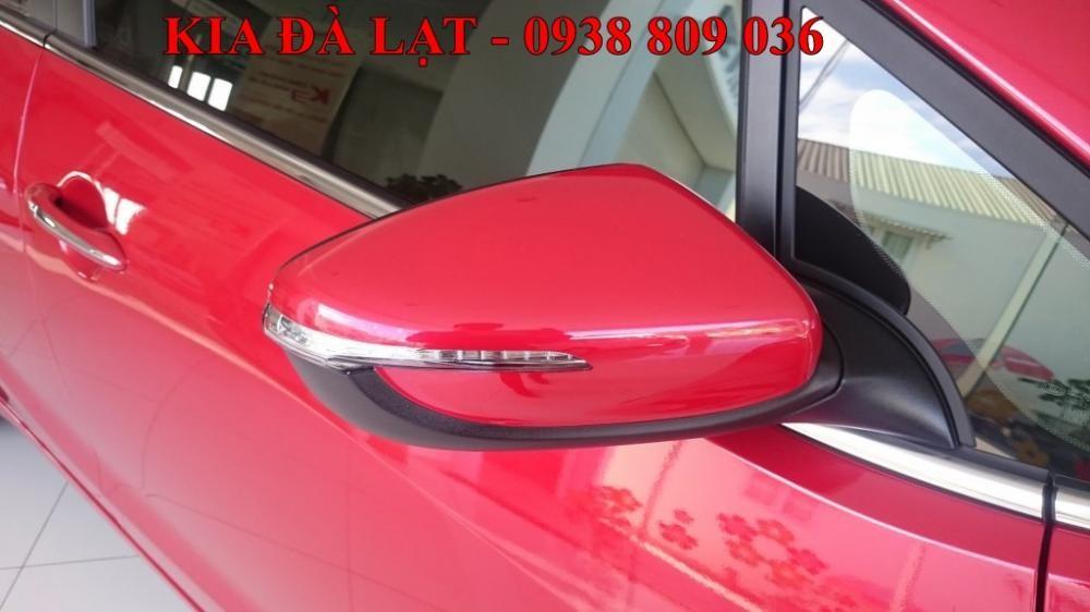 Kia Đà Lạt cần bán Kia K3 1.6 AT , màu đỏ, giá tốt
