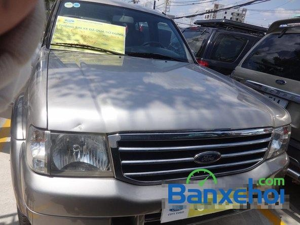 Xe Ford Everest  2007