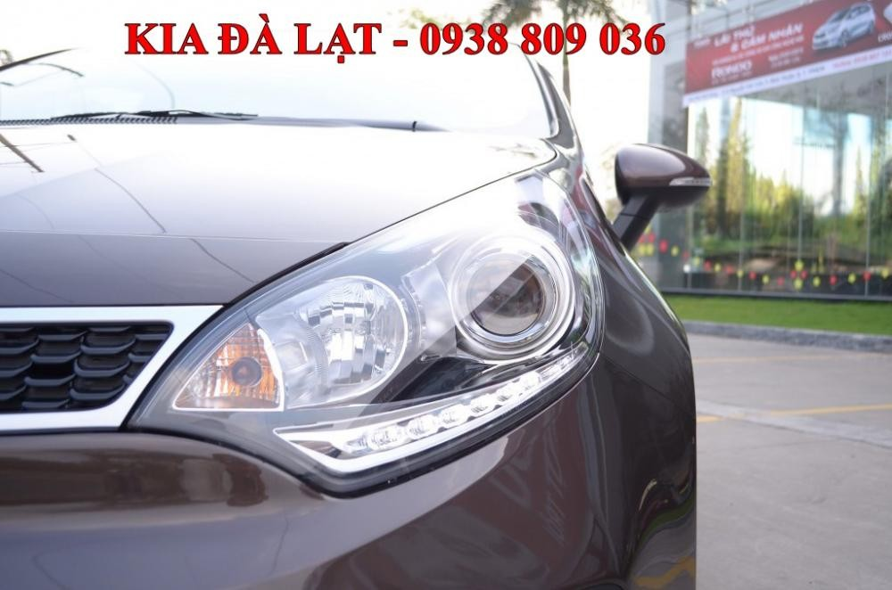 Cần bán Kia Rio AT  - Giao xe tận nhà, đăng ký đăng kiểm nhanh nhất