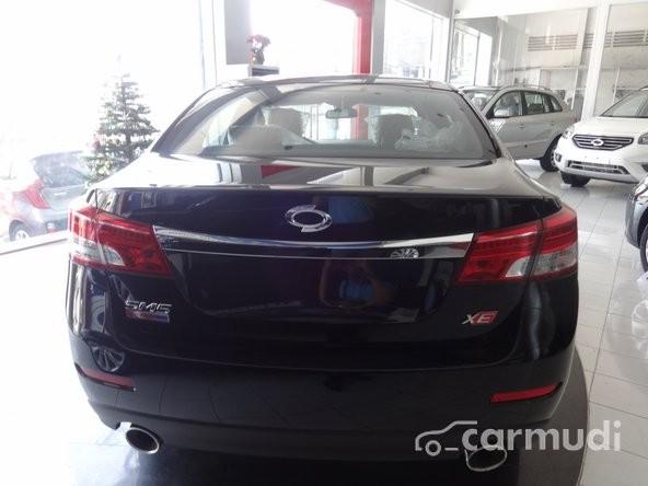 Bán ô tô Samsung SM3 LE năm 2014, màu đen, xe nhập