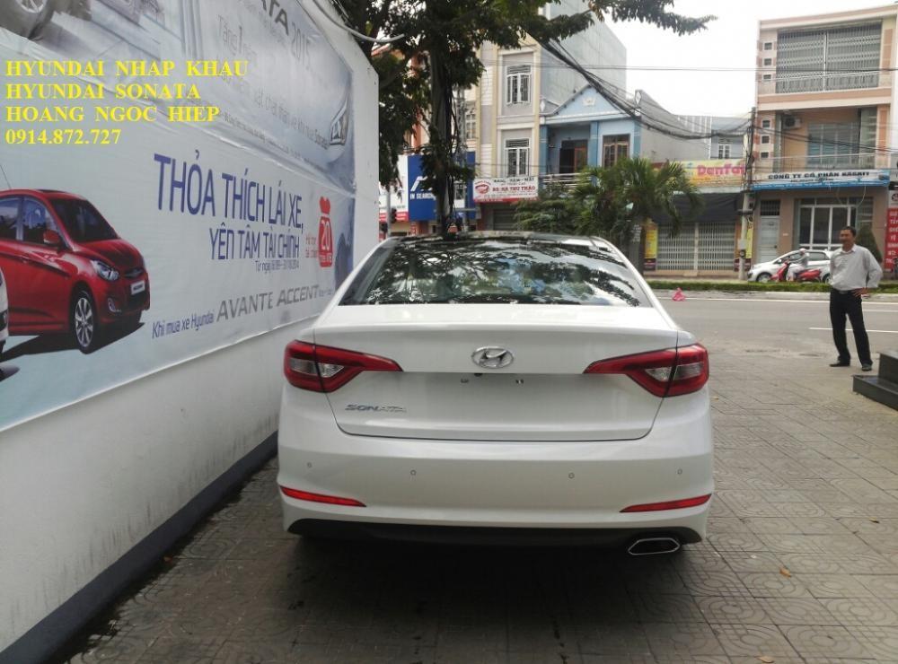 Xe Hyundai Sonata  2015