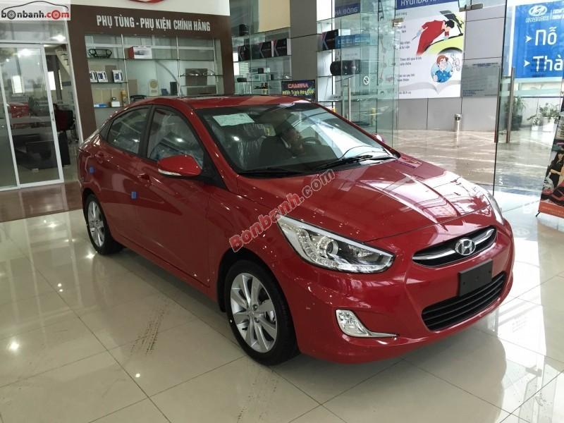 Xe Hyundai Accent 1.4AT 2015