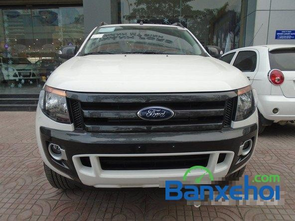 Xe Ford Ranger   3.2AT 2015