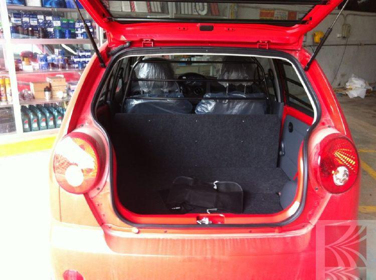 Xe Chevrolet Spark VAN 2015