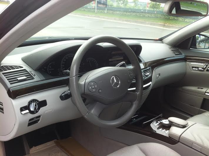 Xe Mercedes-Benz S class S350 2009