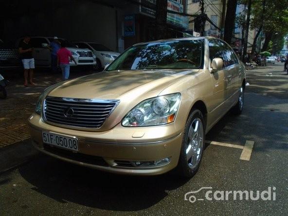 Xe Lexus LS 430 2004