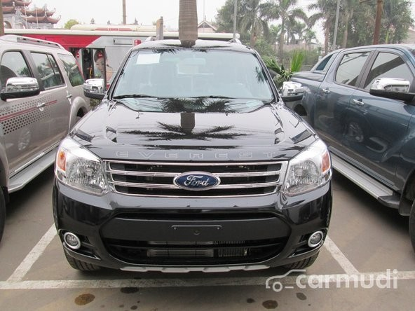 Xe Ford Everest 4x2AT 2.2L 2015