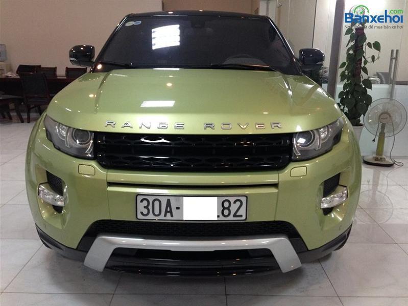 Bán ô tô LandRover Evoque Dynamic đời 2012, nhập khẩu