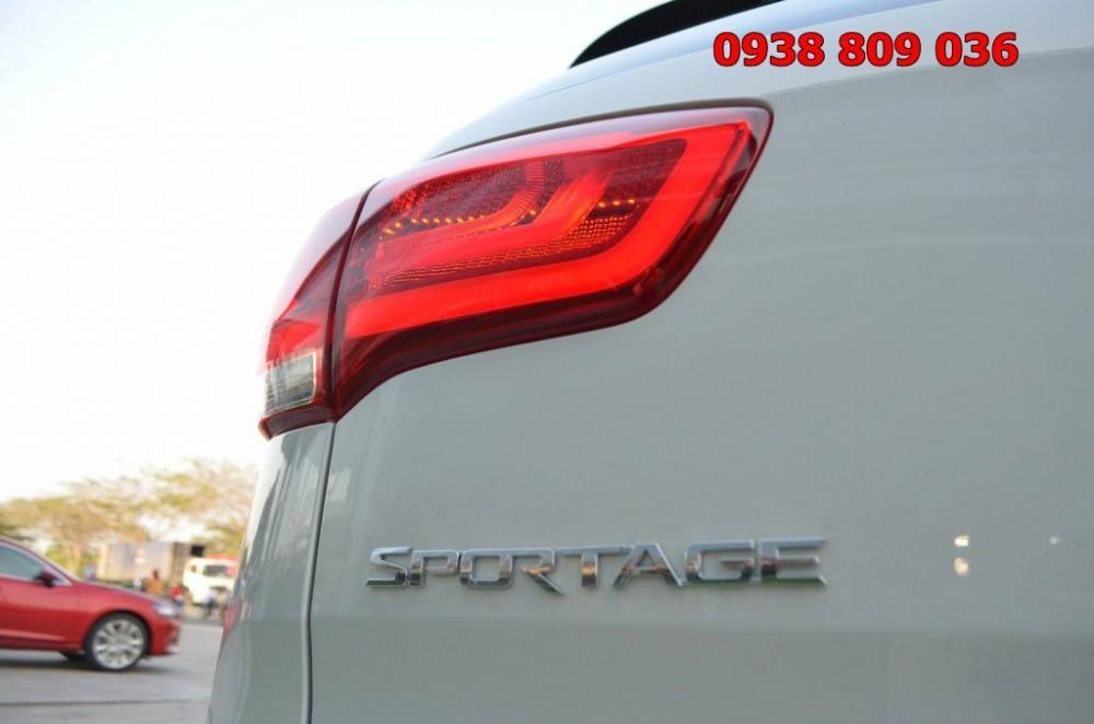 Bán xe Kia Sportage 2.0 AT - Cá tính và sự tinh tế