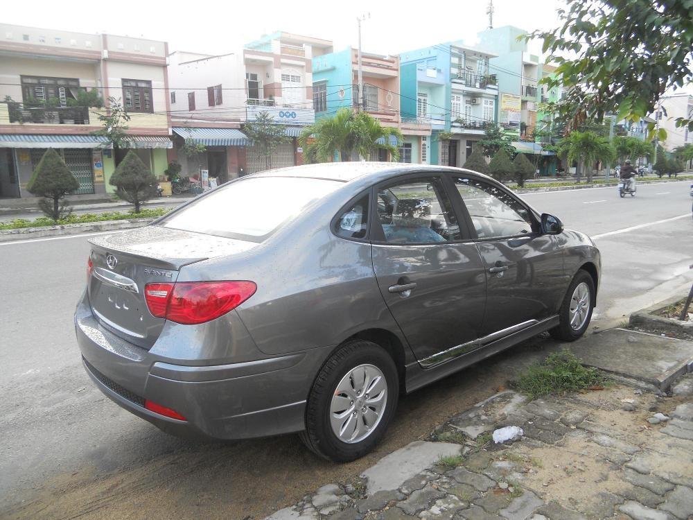 Xe Hyundai Avante  2015