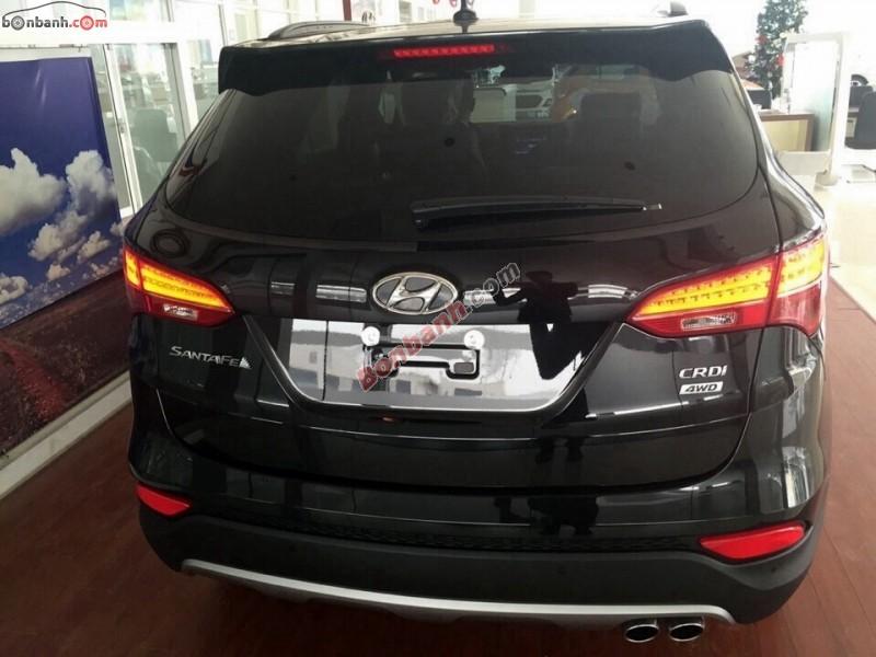 Xe Hyundai Santa Fe 2.2 CRDi 4WD 2015