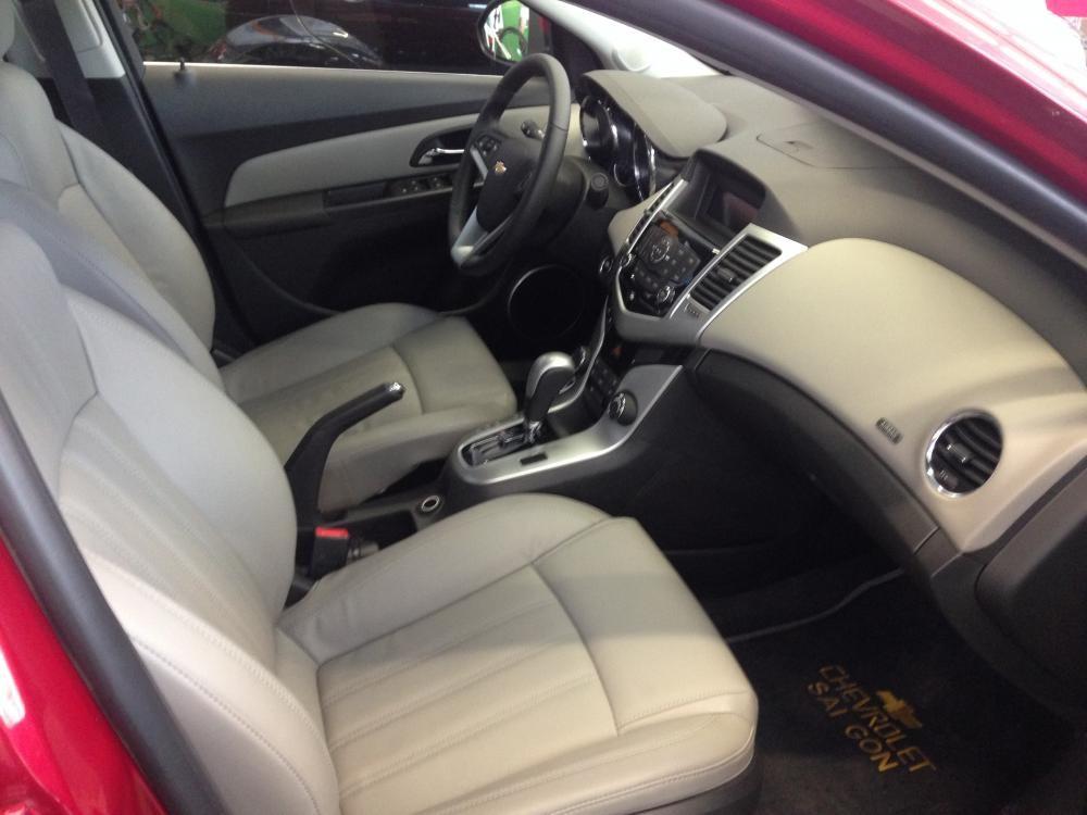 Xe Chevrolet Cruze 1.8 LTZ 2015
