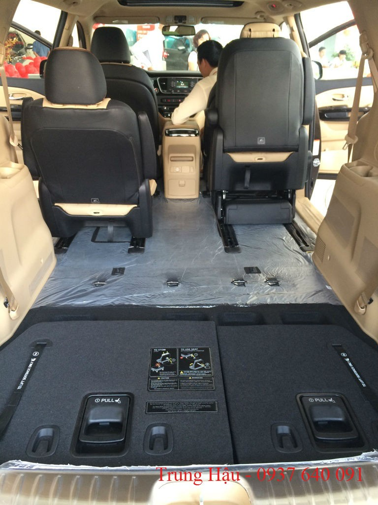 Xe Kia VT250 3.3L GAT 2015