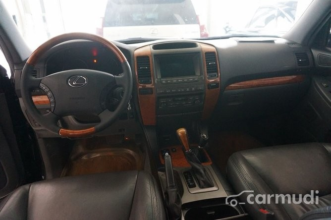 Xe Lexus GX 470 2009