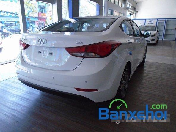 Xe Hyundai Elantra Gls 2015