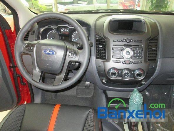 Xe Ford Ranger   3.2L 2015