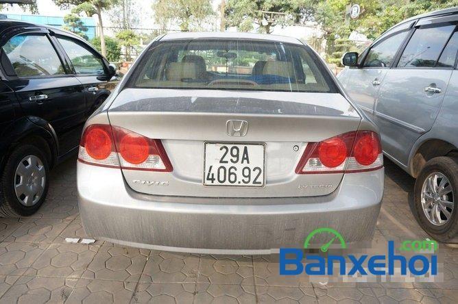 Xe Honda Civic 1.8 2008