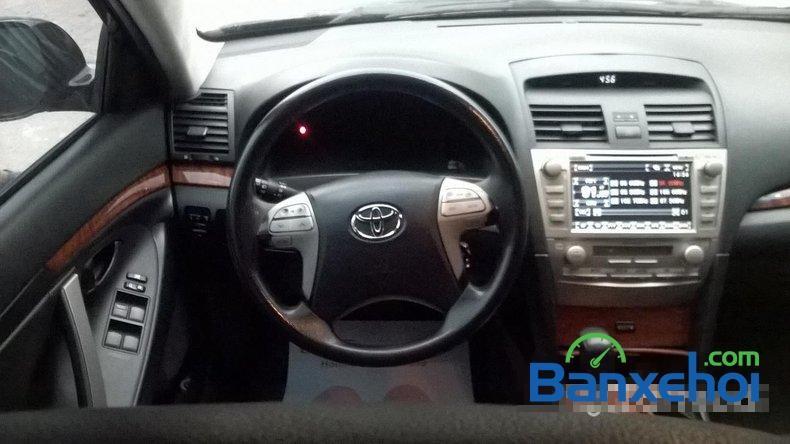 Xe Toyota Camry 2.0 E 2009