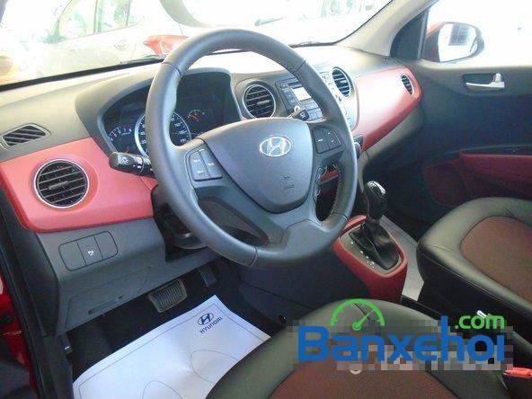 Xe Hyundai i10 1.25L AT 2015