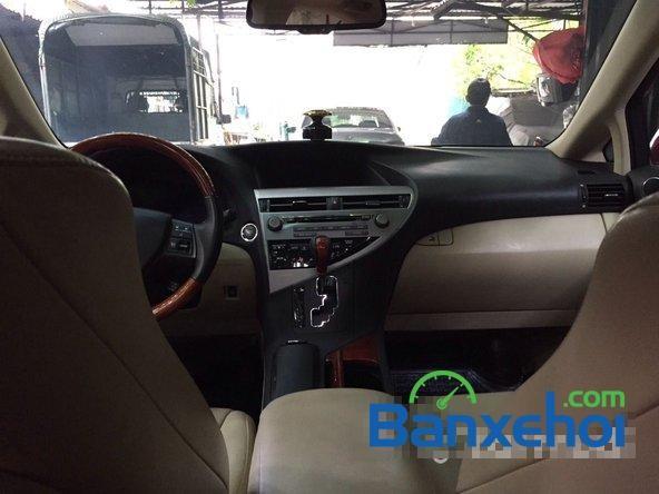 Xe Lexus RX 350 2009