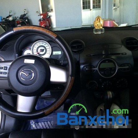 Xe Mazda 2  2013