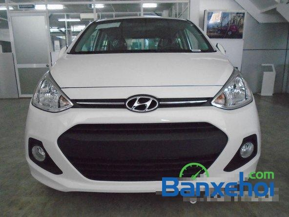 Xe Hyundai i10 Grand 2015