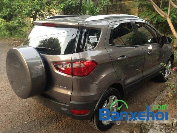 Xe Ford EcoSport SUV 2015