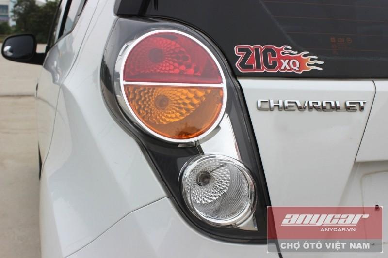 Xe Chevrolet Spark Van 1.0 AT  Tại Hà Nội 2011
