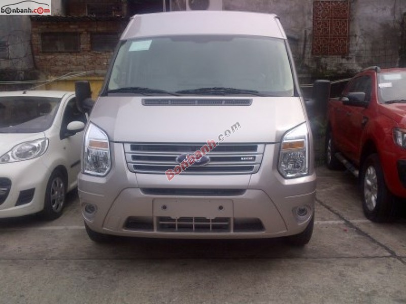 Xe Ford Transit Mid 2014
