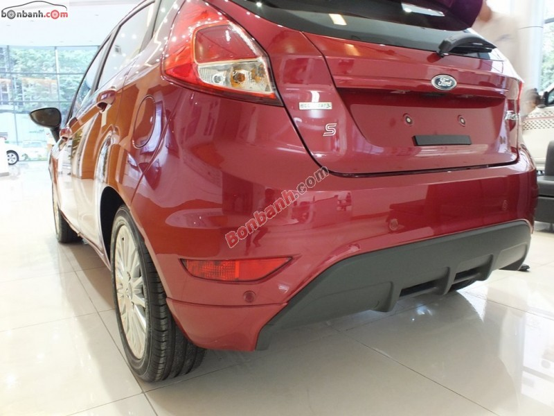 Xe Ford Fiesta 1.0 Ecoboost 2015