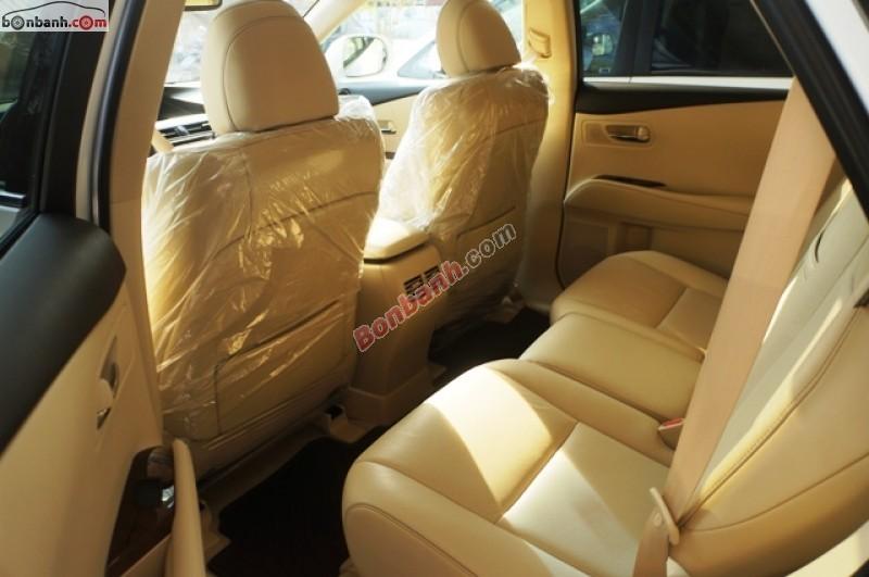 Xe Lexus RX 350 AWD 2014