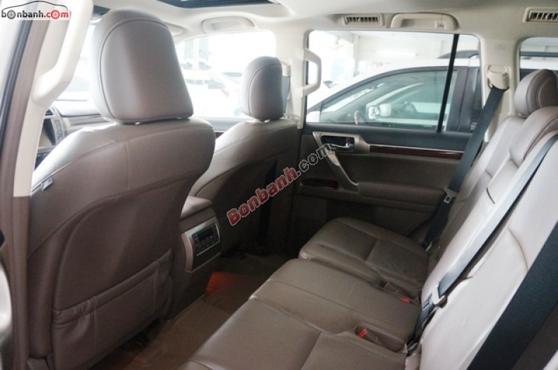 Xe Lexus GX 460 2013