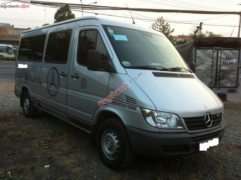 Xe Mercedes-Benz Sprinter 311 2011