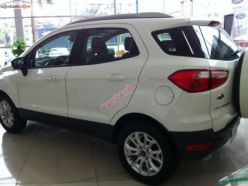 Xe Ford EcoSport Titanium 1.5 AT 2015